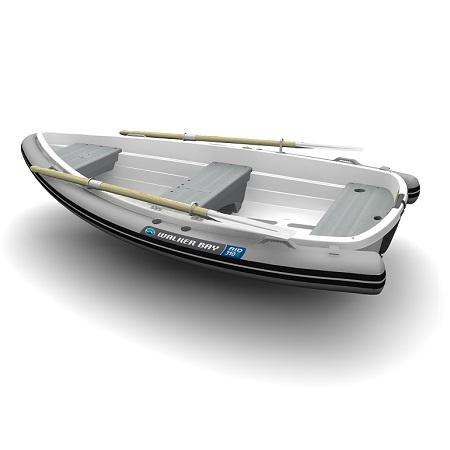 Walker Bay 310 Rigid Inflatable Dinghy Tube Kit Only PVC 5001010006 ... cc579144923b0